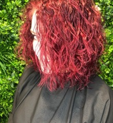 ashleigh-ruby-red-tight-perm-gold-coast-hair-dressers-Copy