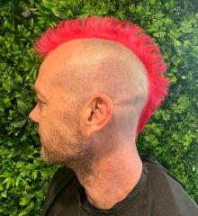 red-mowhawk